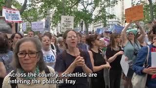 Download LA 90: Scientists get political Video
