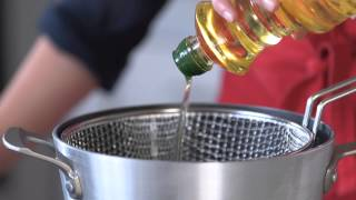 Download Get to Know the Tramontina Stovetop Deep Fryer | Williams-Sonoma Video