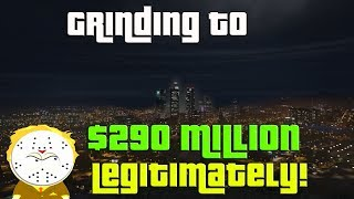 Download GTA Grinding To $290 Million Legitimately And Helping Subs Video