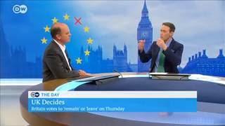 Download Live Brexit Interview for Deutsche Welle (English) Video