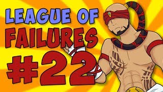 Download League of Failures #22 Video