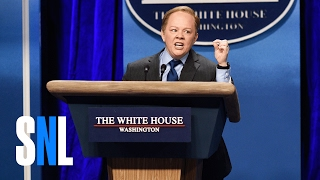 Download Sean Spicer Press Conference (Melissa McCarthy) - SNL Video