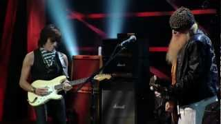 Download JEFF BECK BAND & BILLY GIBBONS (ZZ Top) - FOXY LADY Video
