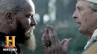 Download Vikings: Ragnar is Baptized (Season 3, Episode 9) | History Video