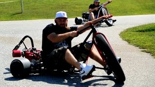 Download Motorized Drift Trike - SFD Industries Video