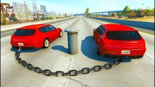 Download High Speed Jump Crashes BeamNG Drive Compilation (BeamNG Drive Crashes) Video