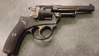 Download Revolver Français 1874 Chamelot Delvigne 11 mm 73 Video