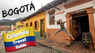 Download COLOMBIA TRAVEL GUIDE - Things to do in BOGOTA - Budget Backpacking South America travel vlog Video