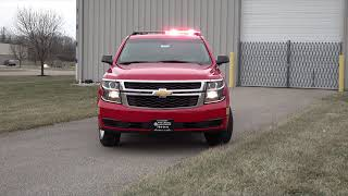 Download 2019 Chevy Tahoe SSV Battalion Chief SUV for West Chester Fire Dept. (Ohio) Video