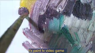 Download Let's Paint TV Video Game-first person painter FPP-Brushcam Video