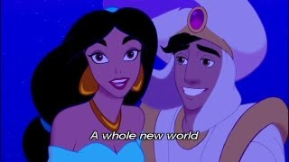 Download アラジン A Whole New World 英語字幕付き Video