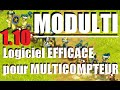 Download [DOFUS] Modulti 1.10 (LOGICIEL MULTICOMPTEUR) Video