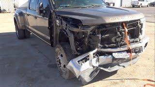 Download Auction 2017 Ford F350 Rebuild Part 1 Video
