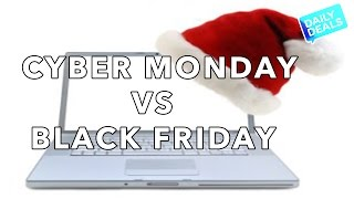 Download Cyber Monday vs Black Friday Deals - The Deal Guy Video