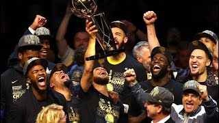 Download Warriors reflect on winning another NBA title: 'It's even sweeter' Video