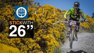 Download Top 5 - Reasons To Stick With Your 26″ MTB Video