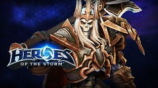 Download ♥ Heroes of the Storm (Gameplay) - Leoric, Back In The Saddle (HoTs Quick Match) Video
