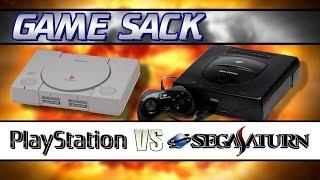 Download Sony PlayStation VS Sega Saturn - Game Sack Video