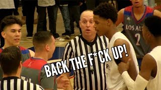 Download Shareef O'Neal Gets Mad @ Big Baller BUZZER BEATER FINISH with Bol Bol & Josh Christopher Watching Video