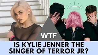 Download WTF! Proof Kylie Jenner is the Lead Singer of 'Terror Jr'! | Hollywire Video