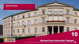 Download Top 10 Universities in Germany 2015/16 Video