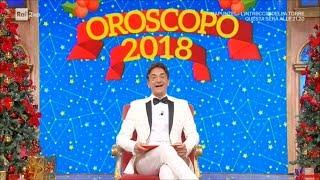 Download L'oroscopo del 2018 di Paolo Fox - I Fatti Vostri 01/01/2018 Video