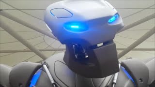 Download titan the robot tesco leicester oct 24th 2014 Video