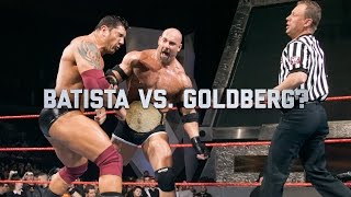 Download Batista's 5 rarest opponents: 5 Things Video