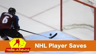 Download NHL Player Saves Video
