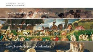 Download El Museo del Prado se digitaliza con su 'app' para iPad Video