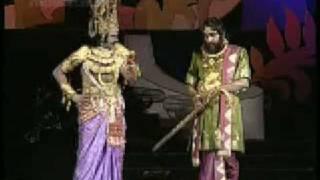 Download Balakrisna Dhuryodhana action in Vajrothsavam Video