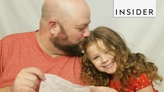 Download Single Dad Does Hair Tutorials With His Daughter Video