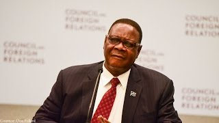 Download A Conversation With Peter Mutharika Video
