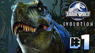 Download Building Jurassic World!! - Jurassic World Evolution | Ep1 Video