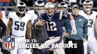 Download Tom Brady Catches a Pass from Amendola?! | Eagles vs. Patriots | NFL Video