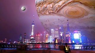 Download Si los planetas pasaran entre la Tierra y la Luna Video