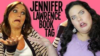 Download Jennifer Lawrence Book Tag | Tashapolis Video