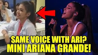 Download Same voice with Ariana Grande? Video