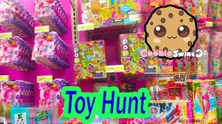 Download Toy Hunt Cookieswirlc Shopkins Season 2 3 My Little Pony MLP LPS Barbie Doll Disney Frozen Minecraft Video