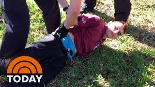 Download Former Student, Nikolas Cruz, In Custody After Florida School Shooting Leaves 17 Dead   TODAY Video