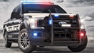 Download Ford F-150 POLICE Responder (2018) To Protect & Serve Video