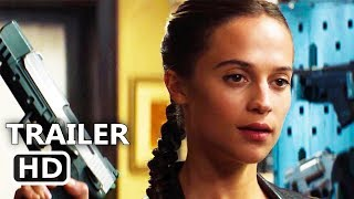 Download TΟMB RAIDER Official Trailer (2018) Alicia Vikander Action Movie HD Video