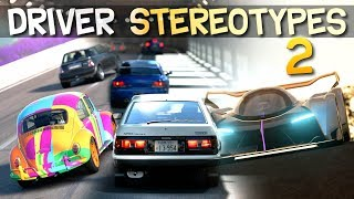Download Driver Stereotypes 2 | Racing Games Video