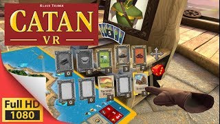 Download Catan VR - Tabletop Classic in Full Virtual Reality Video