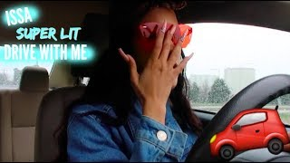 Download DAILY DES | DRIVE WITH ME VLOG (Ft. Eullair Hair) Video