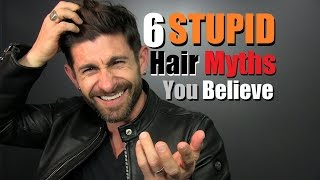Download 6 Popular Hair MYTHS That Are NOT True... That YOU Believe! Video