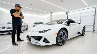 Download Adding a 2020 Lamborghini Huracan EVO Spyder to my Collection?! Video