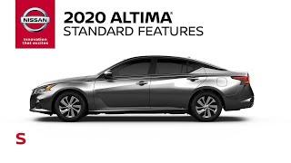 Download 2020 Nissan Altima S Walkaround & Review Video