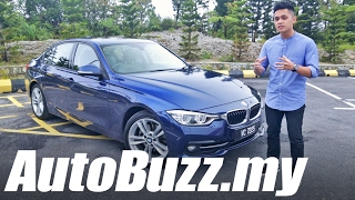 Download 2016 BMW 330e F30 Plug-in Hybrid review - AutoBuzz.my Video