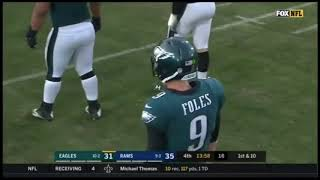 Download Not Over Yet - Nick Foles Redemption Video